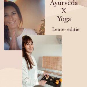 Ayurveda x Yoga lente editie