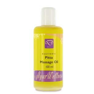 Pitta massage olie Dandelien