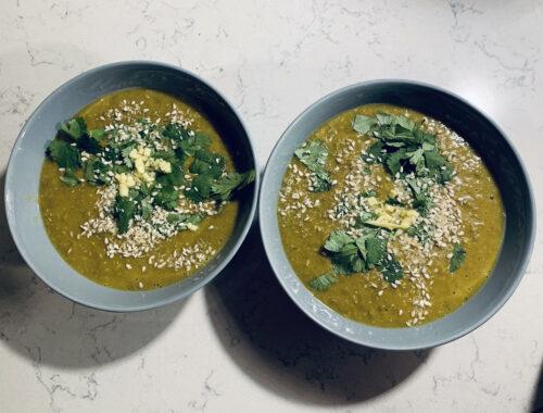 mungbonen soep